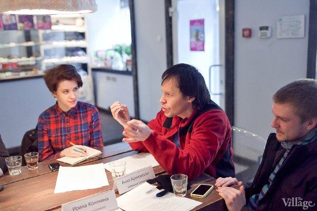 Круглый стол: Кофе в Петербурге. Изображение № 41.