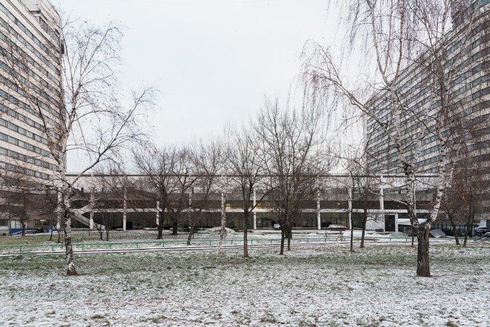 Мария Серова — о том, как появилось главное общежитие Москвы на улице Шверника. Изображение № 4.