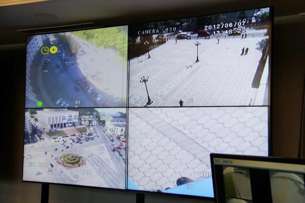 Видео с камер поступает на мониторы. Изображение № 3.