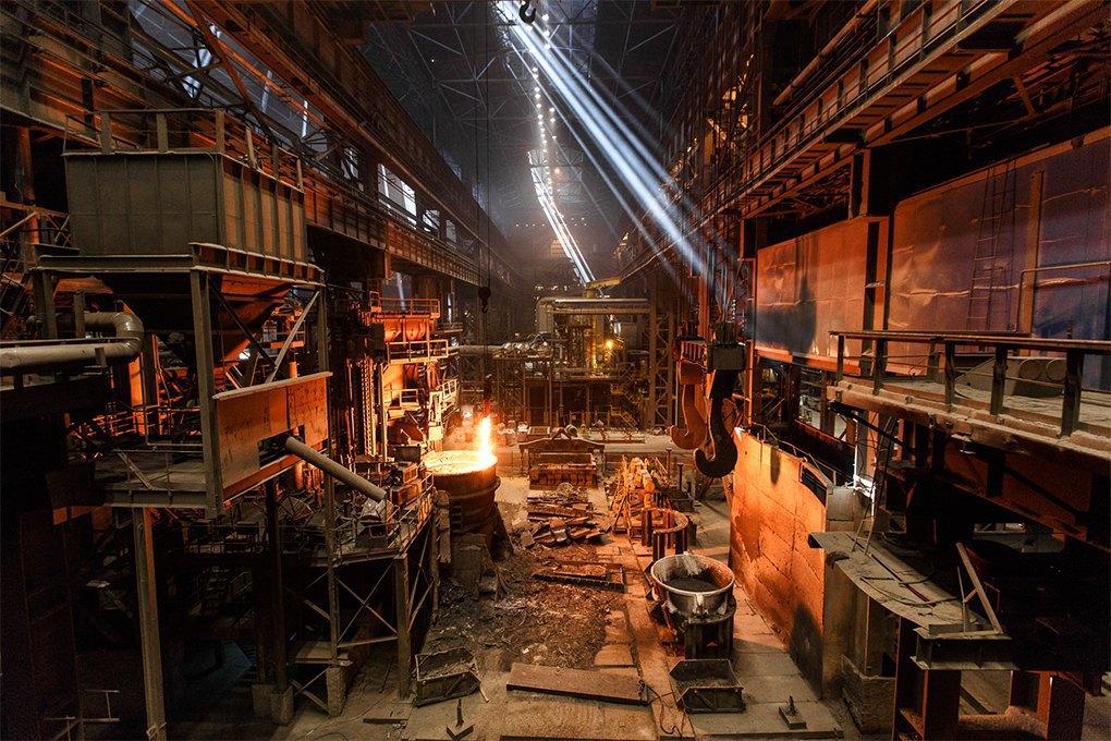 Производственный процесс: Как плавят металл. Изображение № 15.
