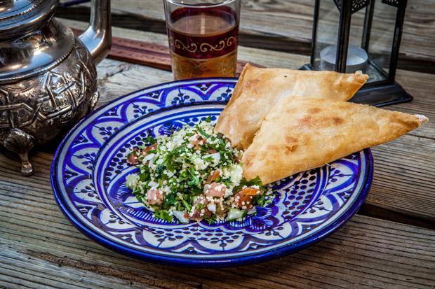 Праздник «Еды»: Рестораны и кафе. Изображение № 16.