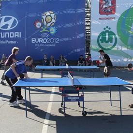 Стол накрыт: Где играть в пинг-понг на открытом воздухе. Изображение № 19.