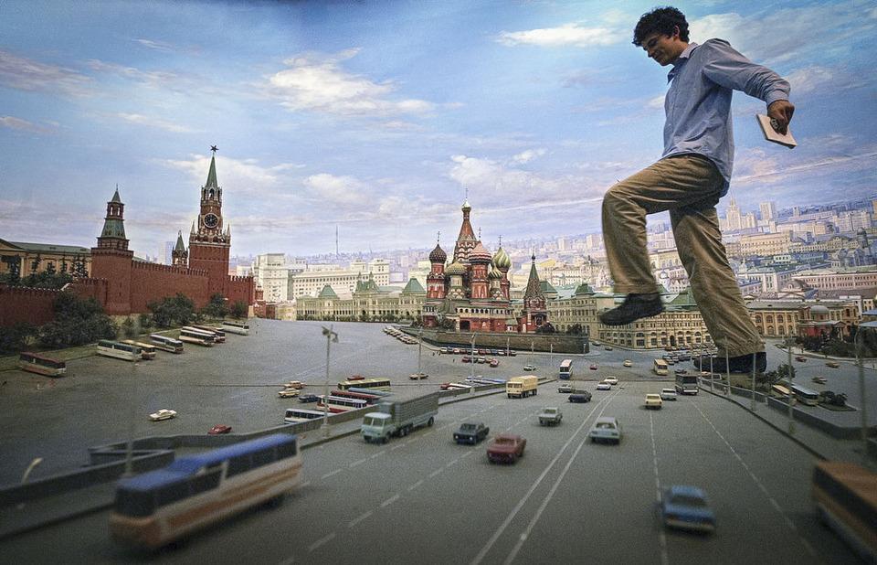 Камера наблюдения: Москва глазами Сергея Пономарёва. Изображение №21.