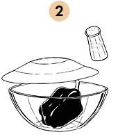 Рецепты шефов: Запечённый болгарский перец с домашним йогуртом. Изображение № 6.