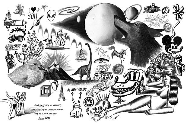 Гид по фестивалю рисованных историй «Бумфест». Изображение № 8.