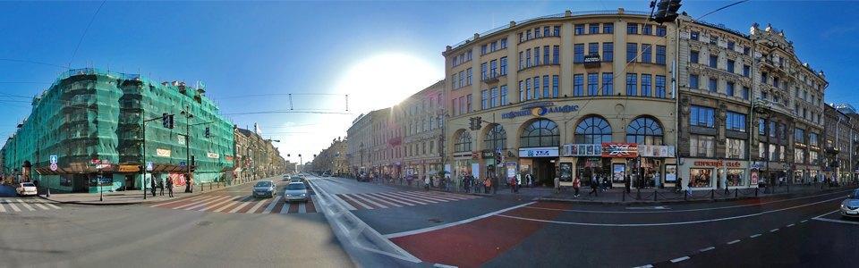 Реставрация дома Яковлевых на Невском проспекте, 96 2009 год. Изображение № 1.