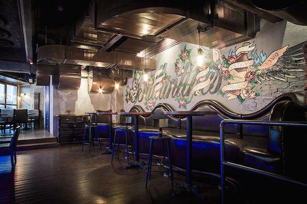 На «Китай-городе» открылся бар Stay True Bar. Изображение № 4.