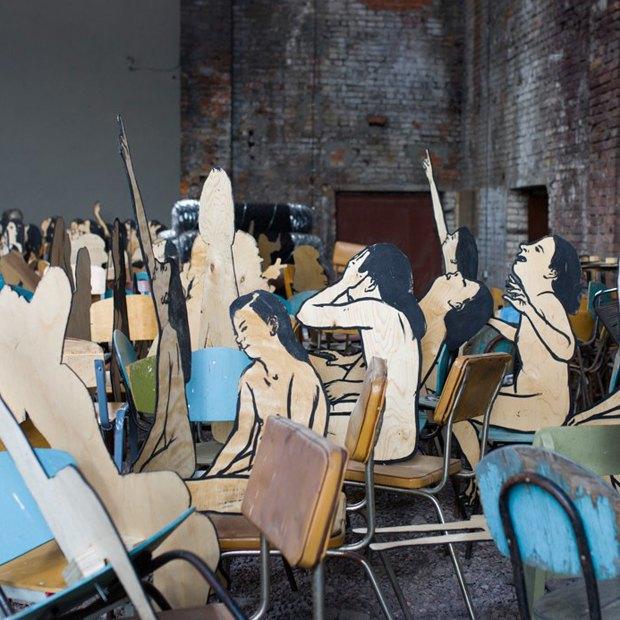 Открытие Музея стрит-арта, неделя французского кино иещё 15событий выходных. Изображение № 15.