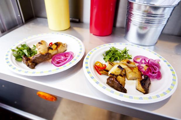 Полевая кухня: Уличная еда на примере Пикника «Афиши». Изображение № 12.