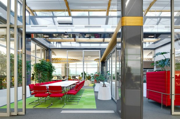 Офис компании «Литрада». Изображение № 2.