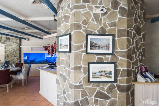 Новое место (Киев): Ресторан «Баркас. Рыба и вино». Изображение № 29.