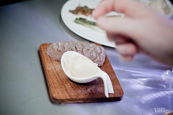 Omnivore Food Festival: Иван Шишкин готовит пеммикан и черемуховые полбяные пряники. Изображение № 26.