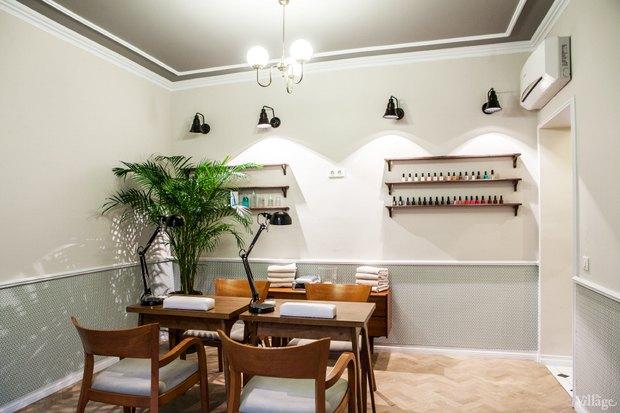 Новое место: Женская парикмахерская Annie Hall. Изображение № 4.