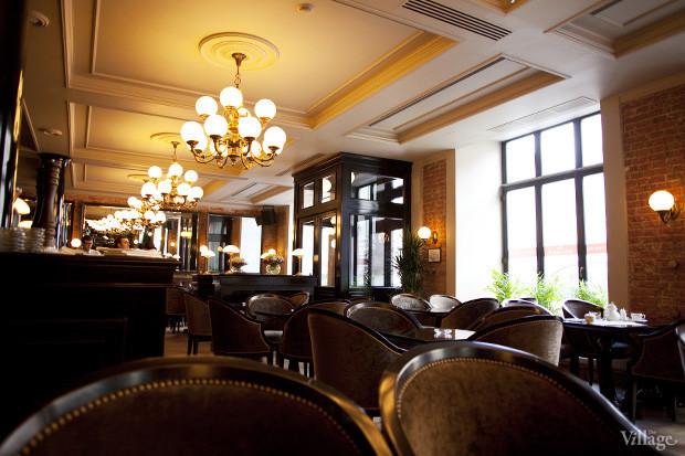 Новое место: Кафе и бар «Молоко». Изображение № 2.