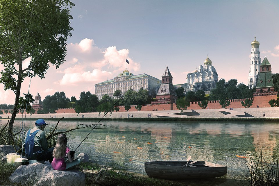 Какой будет Москва в 2035 году: 5главных городских проектов. Изображение № 5.