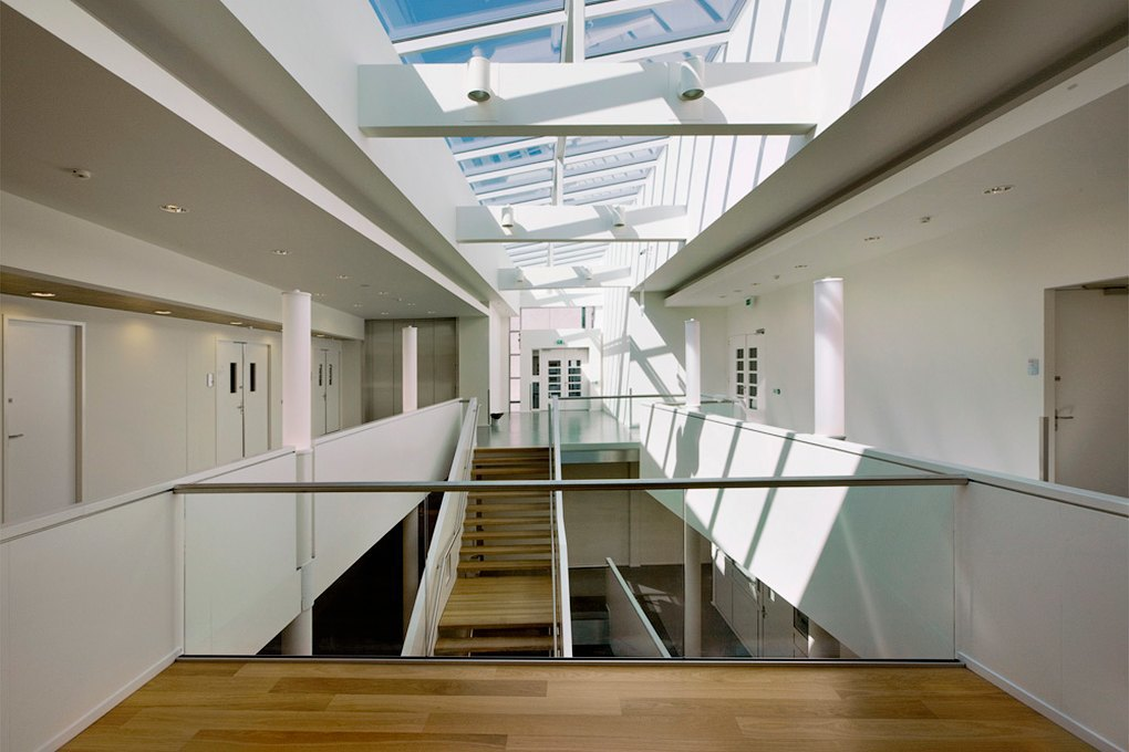 Фабрики умственного труда: Как устроены самые впечатляющие лаборатории в мире. Изображение № 23.