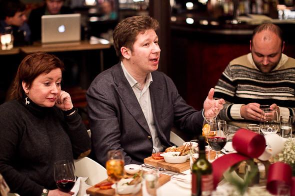Разговоры на ужине: Гражданские инициативы. Изображение № 21.