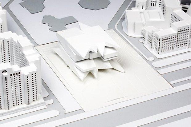 Представлены шесть проектов нового здания Политехнического музея. Изображение № 30.
