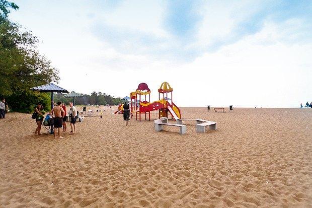 13 пляжей в городе иназаливе. Изображение № 7.