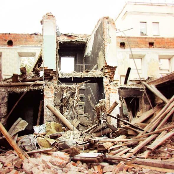 В зоне риска: жилой дом в Большом Козихинском переулке. Изображение № 7.