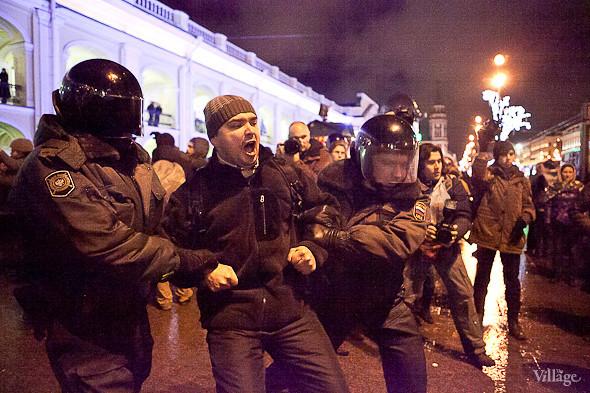 6 декабря у Гостиного Двора прошел очередной митинг. Изображение № 1.