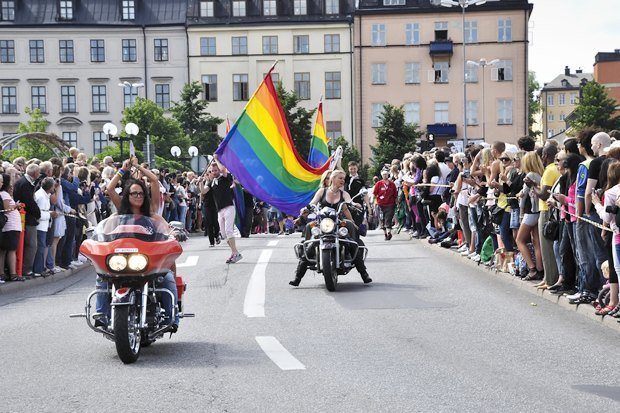 Иностранный опыт: Как геи работают в шведской полиции. Изображение № 11.