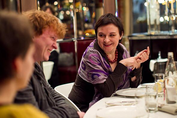 Разговоры на ужине: Дети в Москве. Изображение № 18.