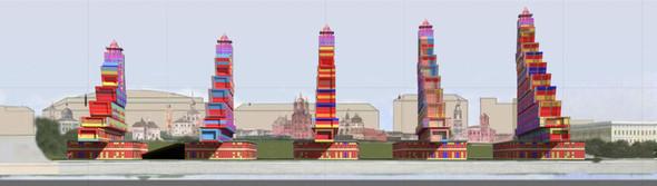 Москомархитектура выбрала 118 проектов парка в Зарядье. Изображение № 12.