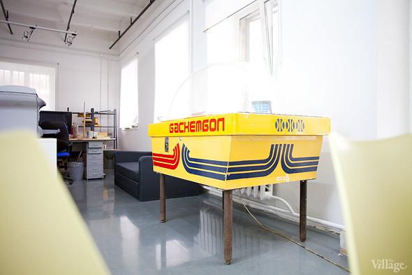 Офис недели (Москва): Zolotogroup и Ostengruppe. Изображение № 12.