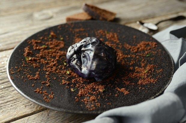 Обмани меня: Как сделать изпаштета помидор, а из творога — гребешок. Изображение № 7.