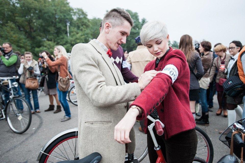 Second Time: В Киеве прошёл второй велокруиз в стиле ретро. Изображение № 14.