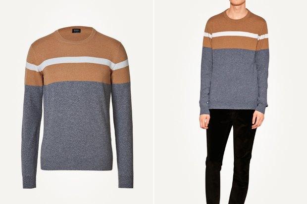Где купить мужской свитер: 9вариантов от2800 до42тысяч рублей. Изображение № 9.