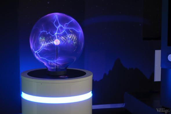 Плазменный шар. Изображение № 5.