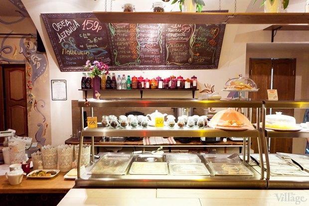 Все свои: Вегетарианское кафе наКазанской улице. Изображение № 5.