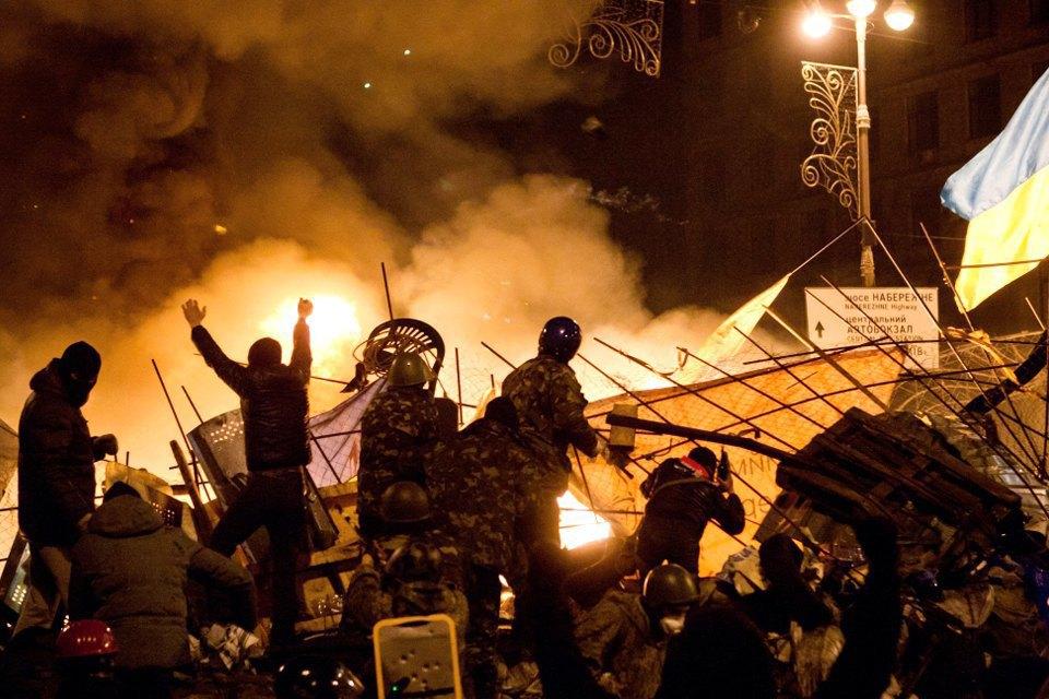 Штурм Майдана. Изображение № 3.