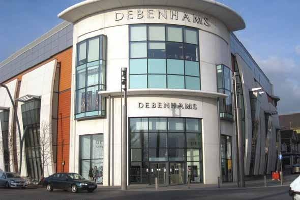 Debenhams в Эшфорде. Изображение № 2.