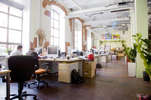 Офис недели: Instinct. Изображение № 8.
