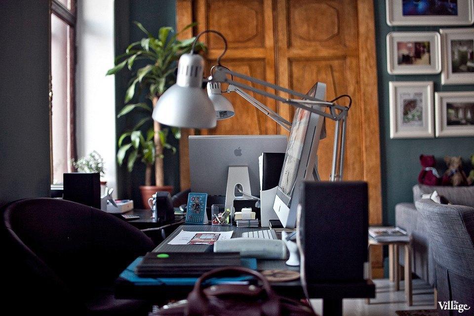 Офис недели (Петербург): Студия дизайна братьев Жилиных. Изображение № 5.