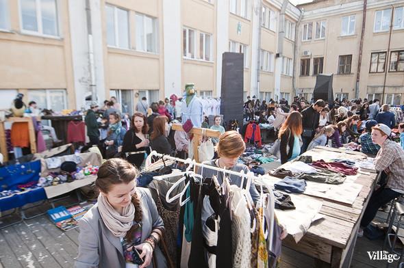 Фоторепортаж: Люди, покупки и опасные отходы на Garage Sale. Изображение № 22.