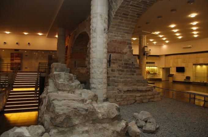 Музей археологии Москвы открылся после реконструкции. Изображение № 2.