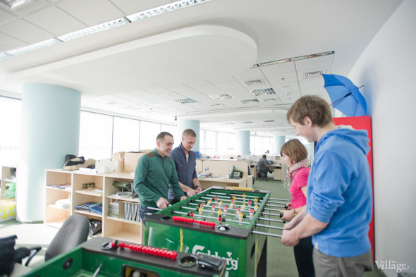 Офис недели (Киев): МОК Euro-2012. Зображення № 28.