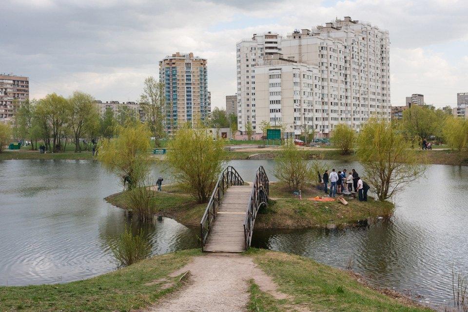 Огни моего гетто: Жители Гольянова освоём районе. Изображение № 2.