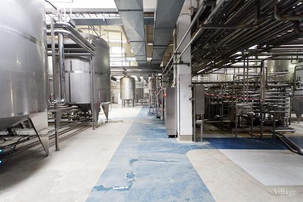 Фоторепортаж: Как делают йогурты на молочном заводе. Изображение № 23.