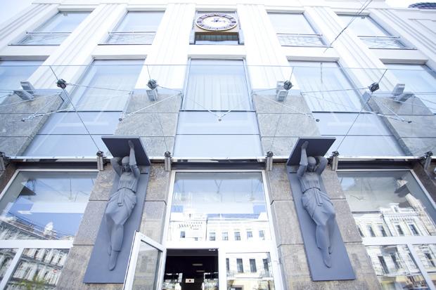 Фоторепортаж: На Богдана Хмельницкого открыли Музей истории Киева. Зображення № 2.