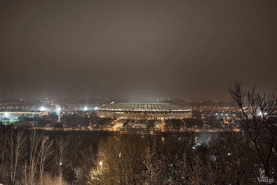 Лучший вид на этот город: 7 смотровых площадок вМоскве. Изображение № 30.