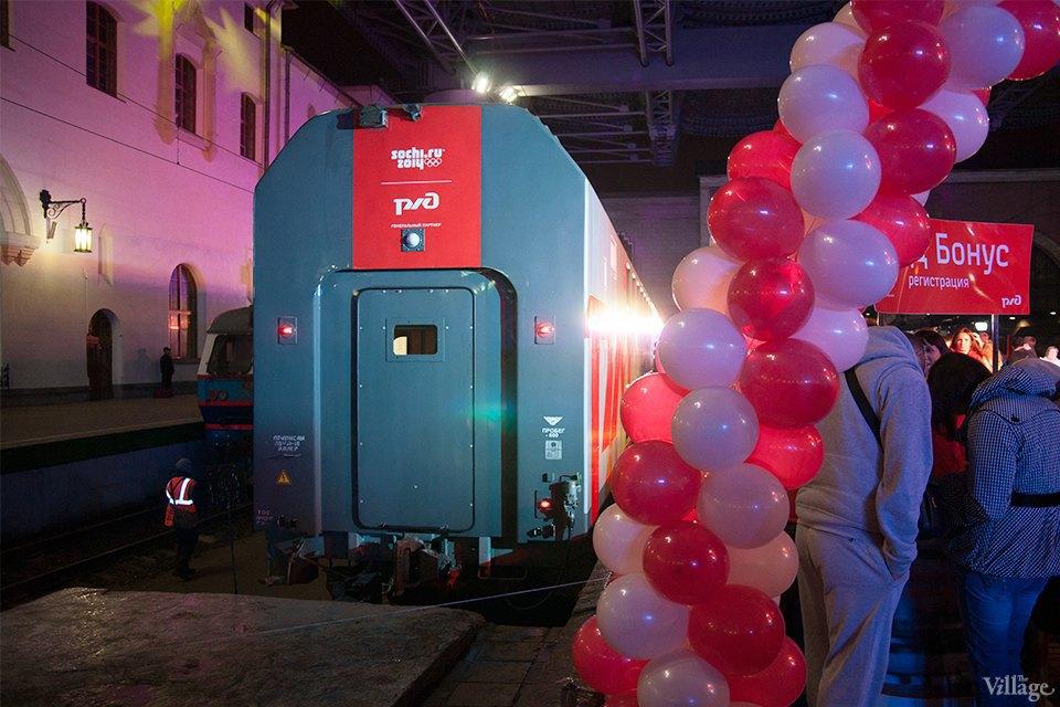 Фото дня: Первый в России двухэтажный поезд. Изображение № 8.