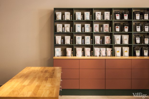 Новое место: Brew-bar и магазин DoubleB. Изображение № 1.