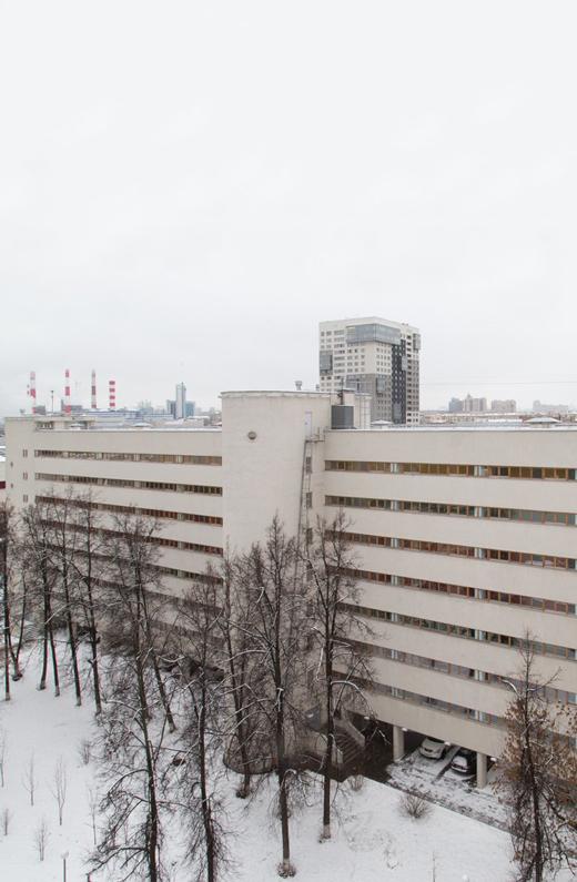 Как живётся всамых необычных домах Москвы иПетербурга. Изображение № 7.