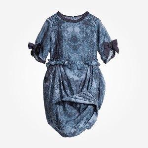 Что надеть: Куртка Barbour, платье Oh, my, кроссовки NewBalance. Изображение № 3.
