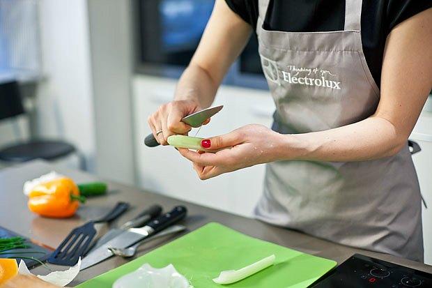 Шеф дома: Ростбиф-салат и тыквенная каша Мириам Сехон. Изображение № 47.
